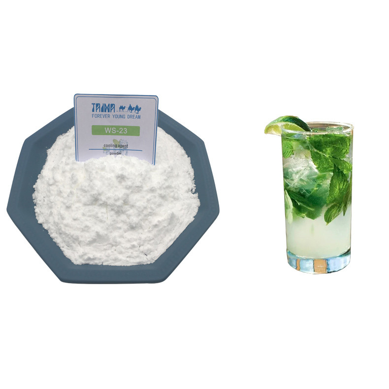 Cooling Agent CAS 51115-67-4 Cooler Ws-23 Food Additive for Beverage