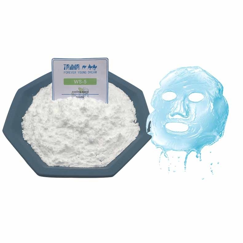 Cooling Agent Powder Koolada Powder WS-5 Used For Facial Mask