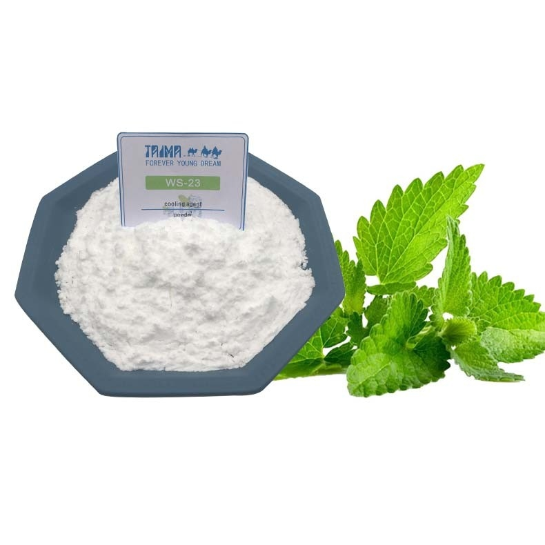 Food WS-23 Cooling Agent Powder CAS No. 51115-67-4 For E-Liquid And Toothpaste