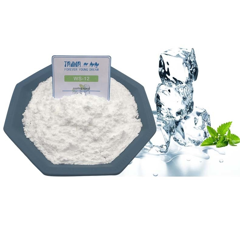Food WS-12 Powder For Toothpaste Cooling Agent CAS No 68489-09-8 WS-12